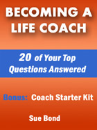 Become a Coach Kindle cover